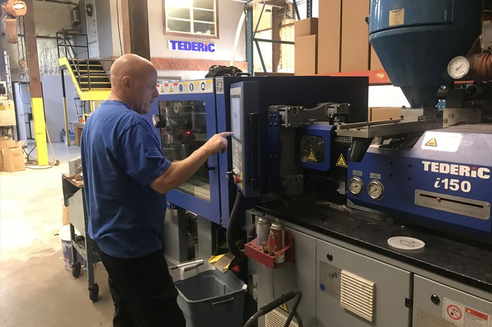 Affordable Machine and Mold