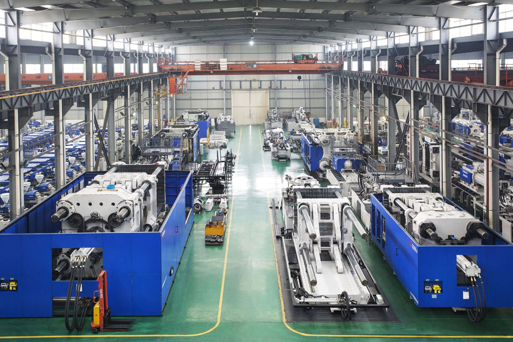 Tederic North American Machinery